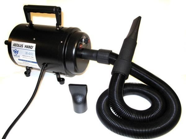 e世代~美國進口熱風寵物吹水機~有熱風及溫風可微調風速110V吹風機快速吹乾超省電