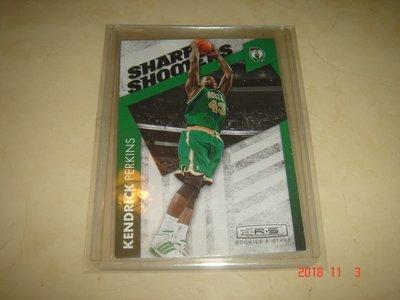 美國職籃 NBA Celtics Kendrick Perkins  2010 Panini  #2 球員卡