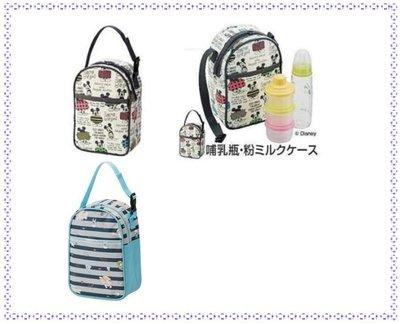 【寶寶王國】日本 Skater 外出攜帶 嬰兒奶粉 奶瓶收納包 奶瓶袋 米奇 龍貓