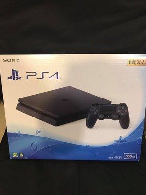 ^_^東京直遞 全新PS4 500G 台灣公司貨主機(主機顏色只有白色)