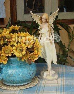 INPHIC-歐式田園 花仙子 天使 高貴典雅樹脂擺飾擺設 家居裝飾品