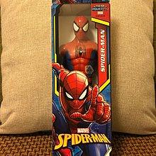 蜘蛛俠 膠公仔, 已開盒,購自香港迪士尼
