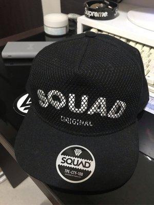 SQUAd 帽子 全新