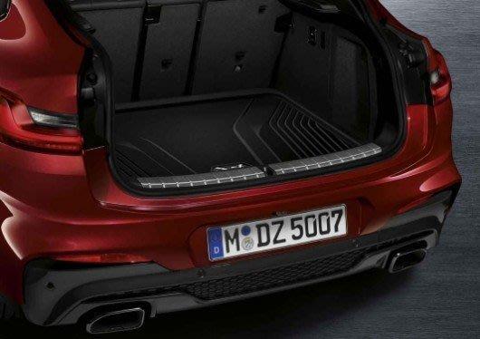 【樂駒】BMW G02 X4 原廠 改裝 精品 行李廂 後車廂 襯墊 防污墊 防水墊