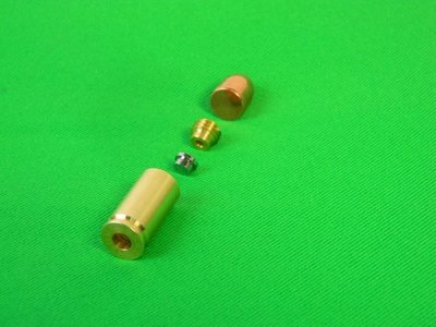 【戰地補給】台灣製9mm四件式裝飾彈 M92、G17、G27、P220、915、TT-33可用
