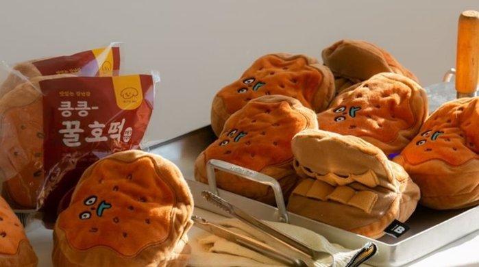 貝果貝果 韓國 BITE ME 甜燒餅(可藏食)【T994】