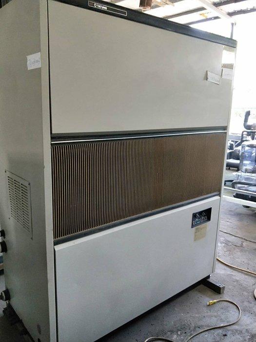 (大台北)中古大同15RT水冷箱型機3φ220V(編號:TA1081003)~適用辦公室廠房製冰冷卻及空調系統~