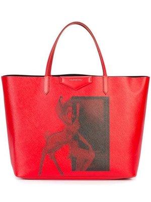 Givenchy Bambi Print Tote bag手袋 手提袋 手挽袋 單膊袋