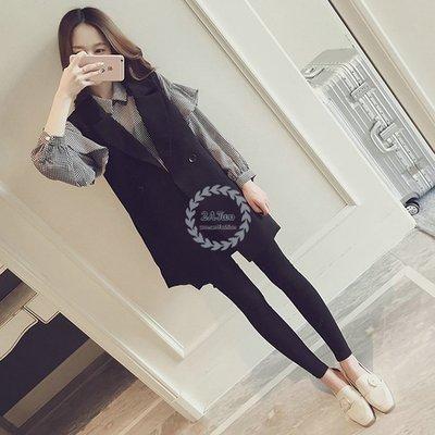 【2A Two】韓↪兩件式 套裝 顯瘦 背心 上衣『380910001』
