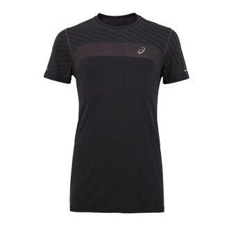 小黑體育用品ASICS亞瑟士男性短袖機能衣(2011A622-001)