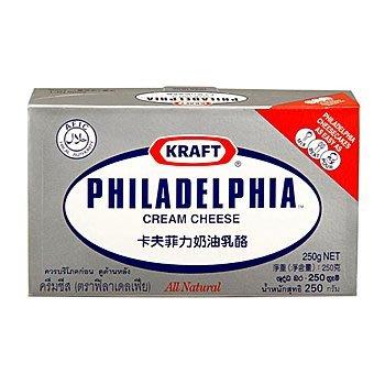 【烘焙百貨】KRAFT卡夫菲力奶油乳酪250g
