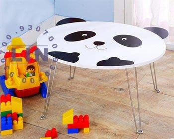 【品特優家具倉儲】R275-02和室桌熊貓和室桌迷你折疊桌優惠價