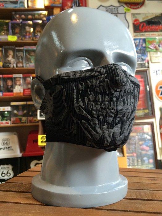 (I LOVE樂多)Naroo Mask骷髏短版X5騎行運動 面罩 單車 哈雷 越野 滑胎 偉士 VESPA Cafe