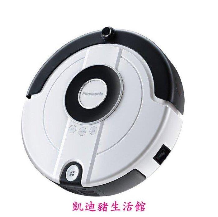 【凱迪豬生活館】Panasonic/松下掃地機器人家用 手機遙控智能靈巧吸塵器MC-RS855 手機遙控KTZ-200905