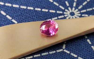 揚邵一品(近全美 附證書)1.32克拉無燒 紫紅色 紅寶石淨度極佳 近乎玻璃體  無燒優質紅寶日益稀少 賣一顆少一顆