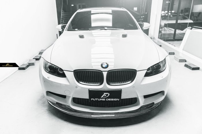 【政銓企業有限公司】BMW E90 E92 E93 M3 Mode款 高品質 抽真空 卡夢 前下巴 現貨供應 免費安裝