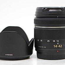 【高雄青蘋果】Panasonic LUMIX G VARIO 14-42mm f3.5-5.6 MEGA  #53740