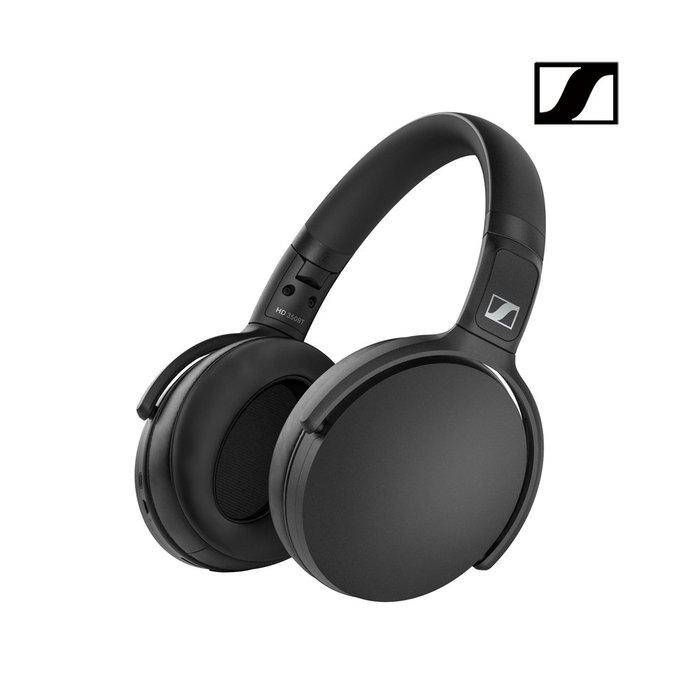 【曜德☆送收納袋】森海塞爾 Sennheiser HD350BT 白色 無線藍牙耳罩式耳機