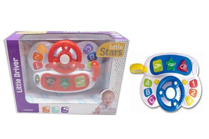 佳佳玩具 ----- 阿貝魯 方向盤 故事機 早教機 故事 床邊 學習機 【CF138116】