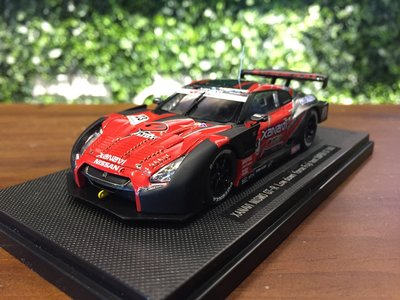 1/43 Ebbro XANAVI Nismo GT-R Low down force SuperGT #23【MGM】