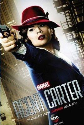 歐美劇《Agent Carter 卡特探員 特工卡特》第2季 全場任選買二送一優惠中喔!!
