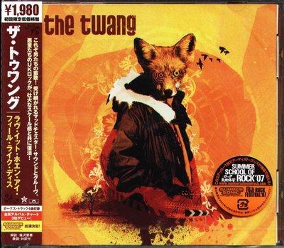 K - The Twang Love It When I Feel Like This 日版 CD+4BONUS NEW