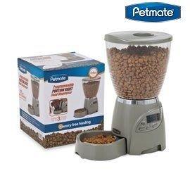 *COCO*【預購品】美國PETMATE第三代全自動定時餵食器(大),容量約4.5KG,12種餵食份量設定