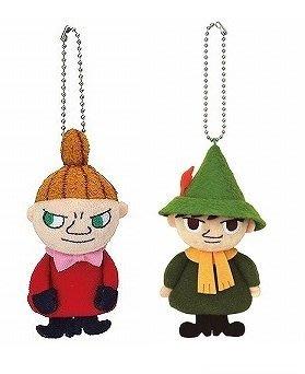 尼德斯Nydus~* 日本正版 嚕嚕米 姆明 Moomin 女巫小美 阿美 史力奇 娃娃 吊飾 玩偶 11cm