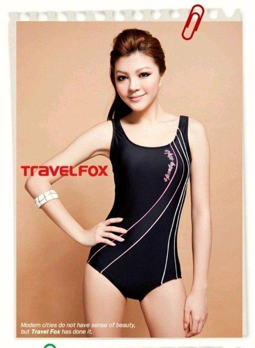 免運)旅狐泳衣-3L
