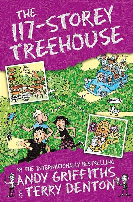 *小貝比的家*THE 117-STOREY TREEHOUSE/平裝/12歲以上(瘋狂樹屋)