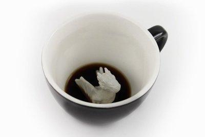 美國 Creature Cups Dragon wtaps 陶瓷杯 咖啡杯 馬克杯 水杯 -小翼龍