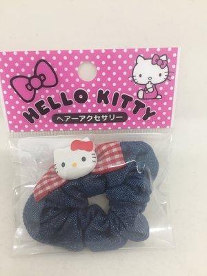 日本 Kitty牛仔髮飾