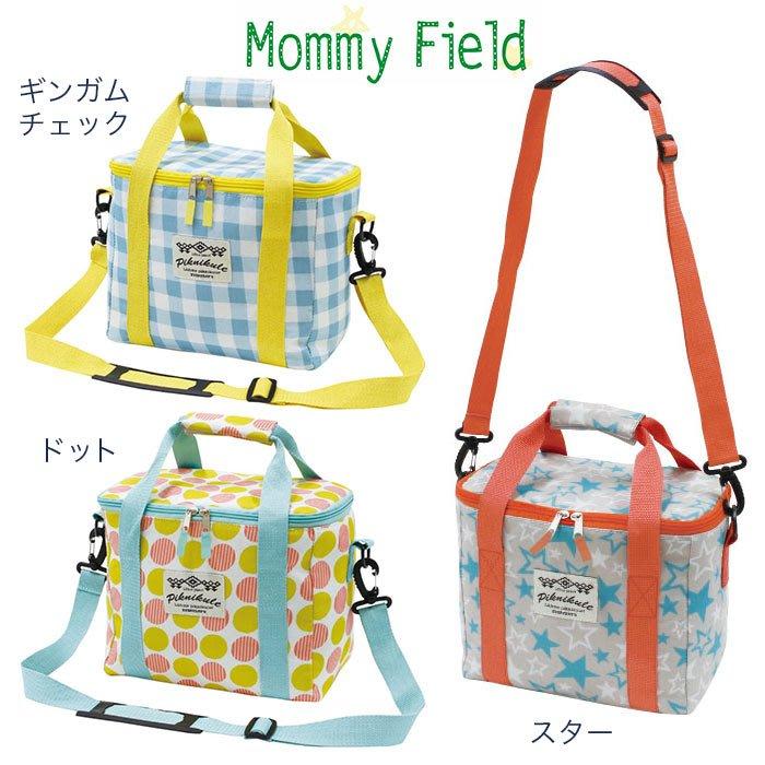*Dou Dou House*日本Mommy Field 懷舊方形兩用手提 斜背保冷溫野餐袋(三款)(現貨)