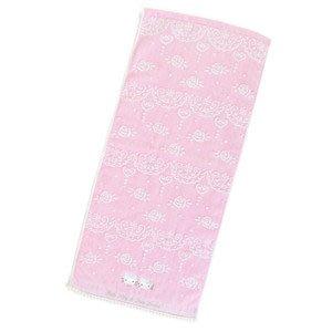 代購現貨  日本三麗鷗Hello Kitty&Diar Daniel婚禮系列 長毛巾