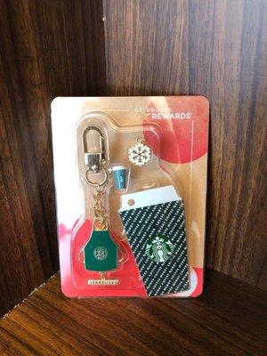 星巴克新品2019聖誕節咖啡快樂聖誕杯麋鹿守護公使公仔掛件鑰匙扣