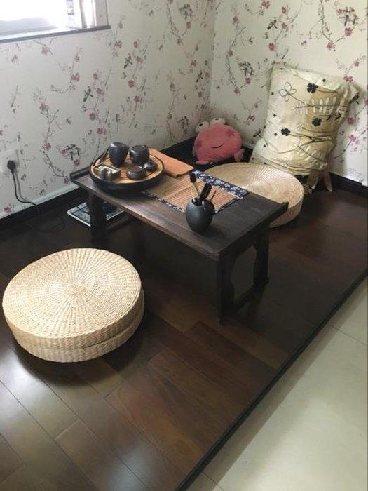 榻榻米桌小茶幾可折疊炕桌炕幾飄窗桌子宿舍床上日式懶人實木茶桌