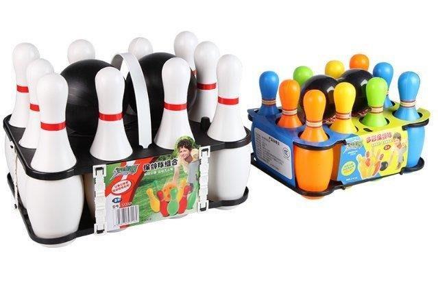 晨曦市集 保齡球玩具兒童大號室內戶外親子互動寶寶球類玩具235周歲男孩CX687
