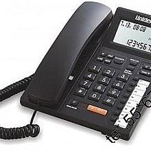 全新 Uniden AS7411 大螢幕 LCD 可插 耳筒 大字 預設 電話 靜音 訊息 (一年原廠保養)