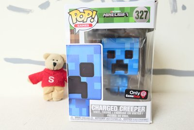 ~Sunny Buy ~~ ~ POP! Games: Minecraft 麥塊 Charged Creeper