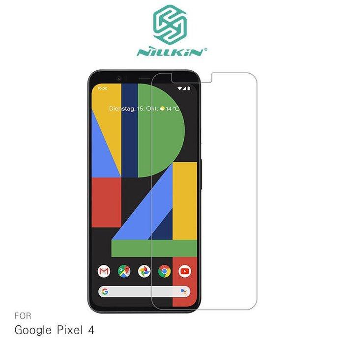 KINGCASE (現貨) NILLKIN Google Pixel 4 超清防指紋保護貼 - 套裝版 PET膜 非玻璃