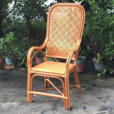 ❖時代歐❖  高背護腰老人藤椅 人體工學設計 腰部支撐 年長者福音 教職員椅 老人椅