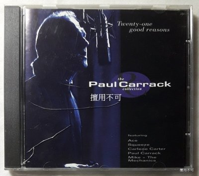 Paul carrack 保羅卡拉克 The collection 精選輯