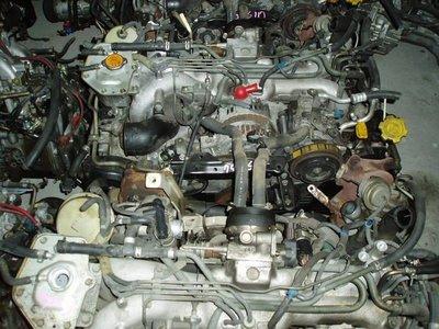 日本外匯  SUBARU IMPREZA EJ20 EJ25  引擎 STI GDB GC8  FORSTER LEGACY