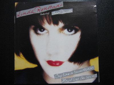 [真的好CD] Linda Ronstadt Cry Like a Rainstorm Howl Like a Wind