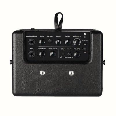 Nux Mighty 8BT小音箱 可用APP控制、調整 兩個input支援吉他跟Mic使用#藍芽音箱#電吉他音箱