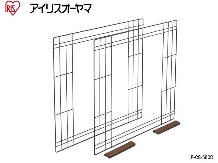 *COCO*日本IRIS-PCS-580C組合屋-左右合併組零件狗籠貓籠可與其他款組合多種變化
