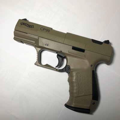 Umarex Walther CP99 (Limited Edition) Dark Earth .177 Pellet Co2 Air Pistol