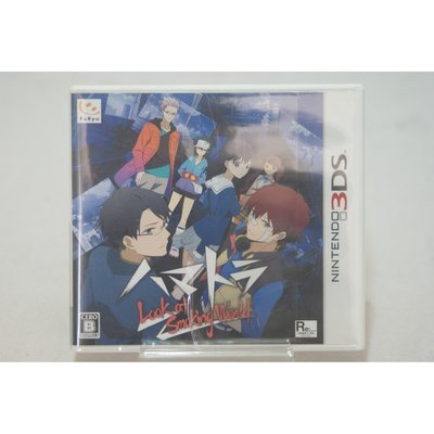 [耀西]二手 純日版 任天堂 3DS N3DS HAMATORA 超能偵探社 Look at Smoking World