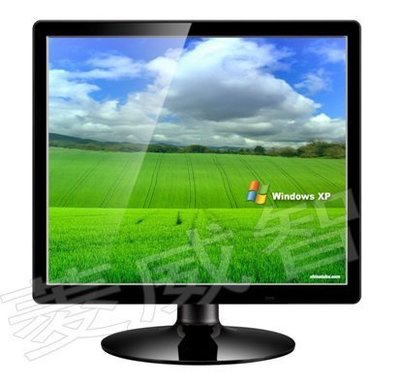 【菱威智】19吋液晶螢幕 LCD  4:3 PC VGA監控/監視器螢幕 電腦螢幕顯示器 客製化生產