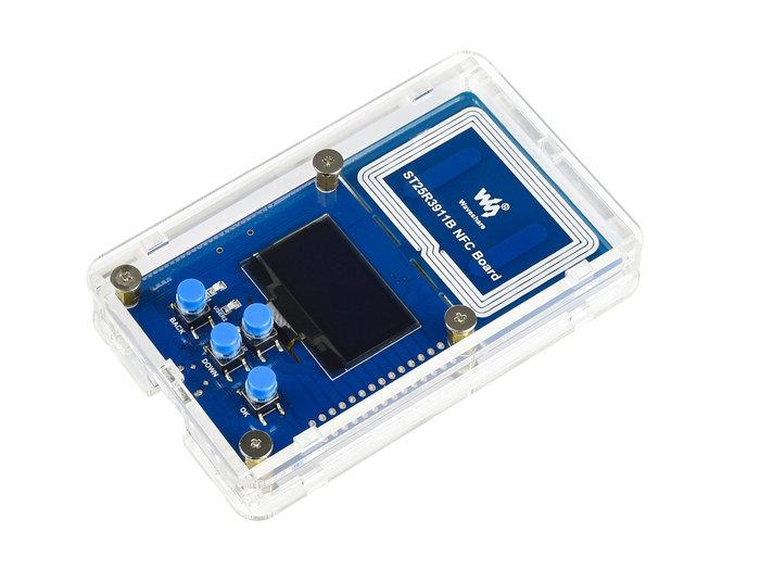 【莓亞科技】ST25R3911B NFC 模組(含稅現貨NT$788)
